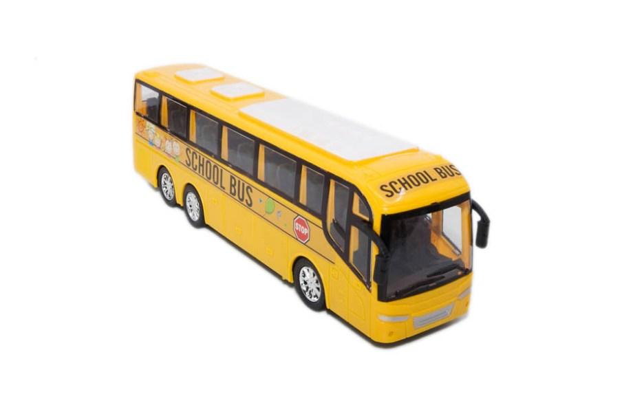 autobus vozila school bus zuti prednja