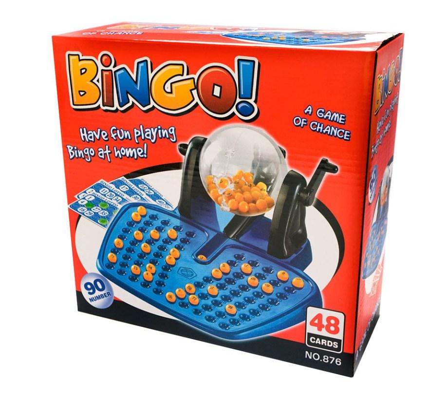 bingo loto tombola drustvena igra prednja