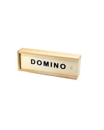 domino drvo drustvena igra kutija