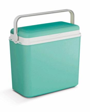 Plastični frižider za plažu i more - Zelene boje