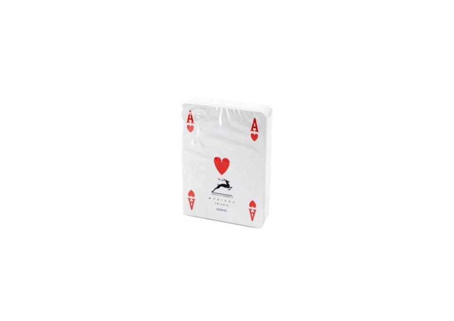 karte poker plave modiano spil