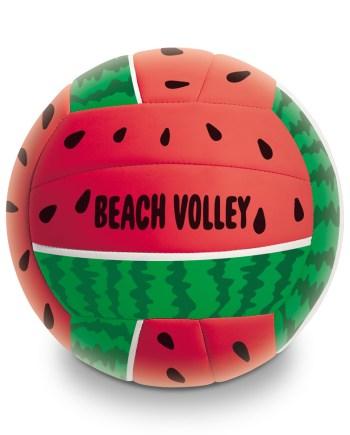 Lopta za odbojku na plaži, Beach Volley Fruit 270g. Lopta Mondo Beach Volley Fruit je namijenjena rekreativnom igranju odbojke na pijesku.