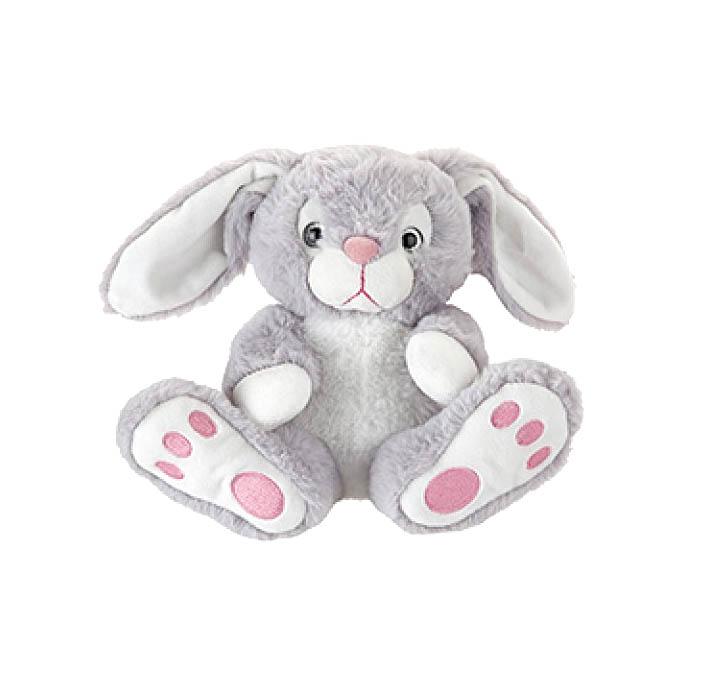 Plišani Zeko 20cm Thumper Bunny 20cm. Mekani plišanac zeca sa glitter očima, dugačkim ušima i velikim šapama.