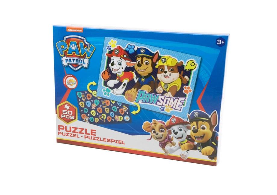 Puzzle Paw Patrol, od 24 do 99 komada. Edukativne i zabavne dječje puzzle dvostrane sa Paw Patrol motivima.