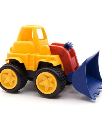 Igračka Vozilo Plastično Mini Truck. Simpatični i čvrsti plastični kamion u 3 modela idealan za igru u pijesku ili vodi.