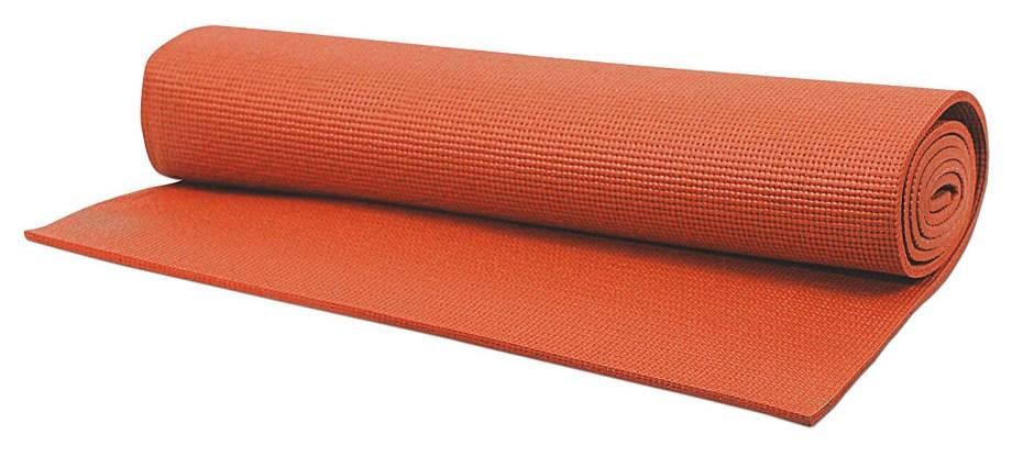 Prostirka za Yogu, za vježbanje i Pilates debljine 0,6 centimetara za maksimalnu udobnost prilikom izvođenja vježbi joge ili pilatesa.