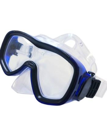 Maska za ronjenje PVC, Adria Senior. Kvalitena maska od pvc-a i temperirano staklo za ronjenje i promatranje morskog dna. Veličina maske je za odraslu osobu.