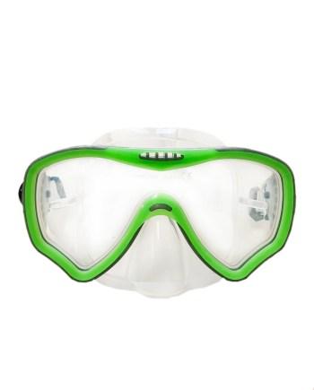 Silikonska maska za ronjenje Profundo Senior. Kvalitena maska od silikona i temperirano staklo za ronjenje i promatranje morskog dna. Veličina maske je za odraslu osobu.