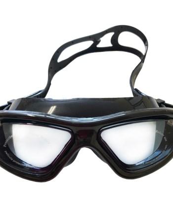 Maska za plivanje, maska za surfanje Surf Senior. Kvalitena maska od silikona i temperirano staklo za surfanje i ostale sportove na moru i u vodi. Leće su polikarbonatne, antifog - protiv magljenja.