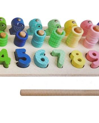 drvena-igra-puzzle-igra-pecanja-brojevi-ribe-oblici-drvo