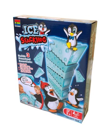 igra-slaganja-leda-društvena-igra-ice-stacking-pingvini