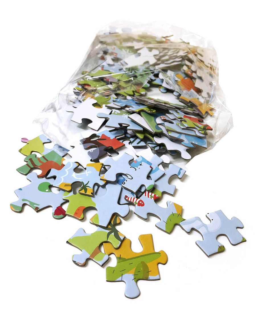 puzzle-životinjska-mapa-svijeta-180kom