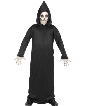 KOSTIM Grim Reaper je kostim namijenjen djeci od 11 do 13 godina. Savršen je za lude partije, proslave Halloweena ili karnevalske povorke.