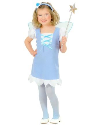 Dječji kostim Vila je kostim namijenjen djeci od 2-3 ili od 3-4 godine. Savršen je za igru, lude partije ili karnevalske povorke.
