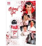 Karnevalska šminka gel/krv, Šminka u obliku krvi. Savršena šminka je za lude partije, proslave Halloweena ili karnevalske povorke.