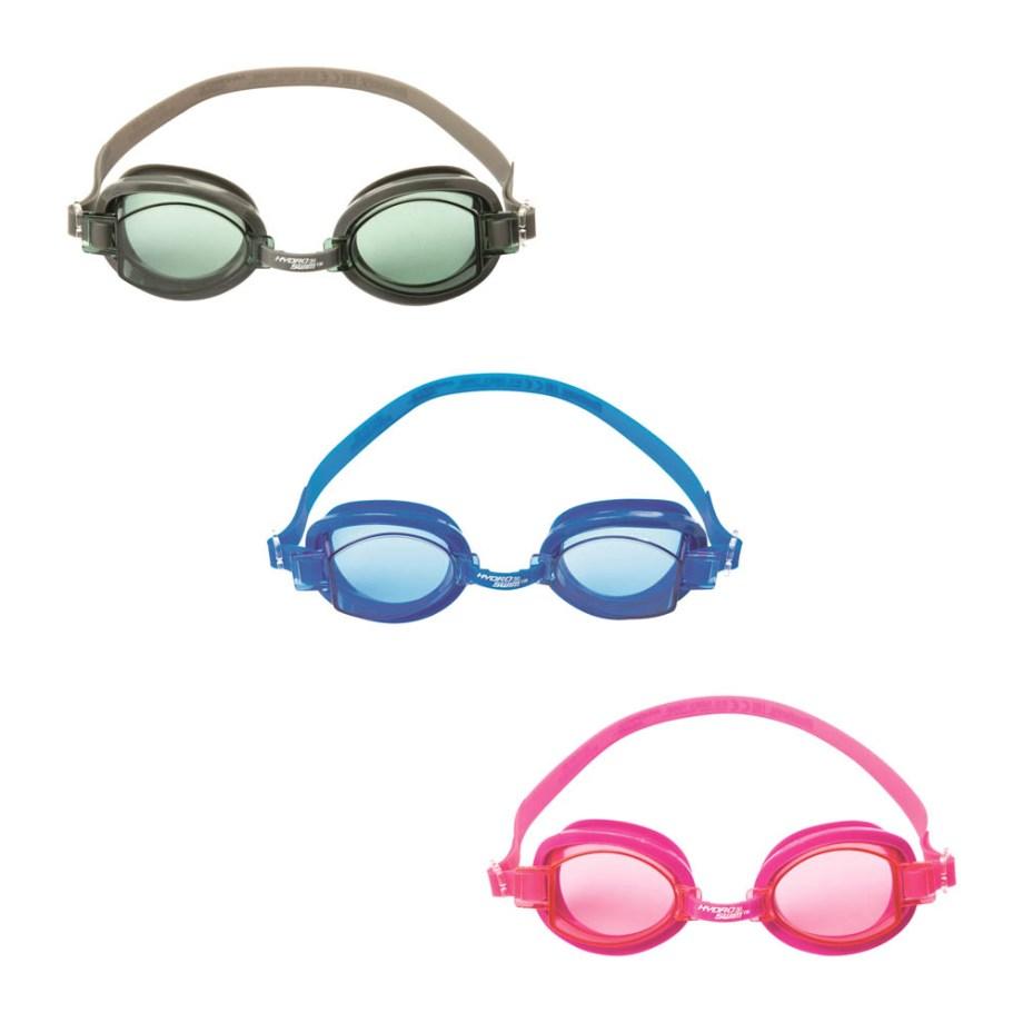 Naočale za more, dječje naočale za plivanje, Ocean 7+ godina. Zaštitite oči i zaronite dok plivate s naočalama za Ocean Bestway.