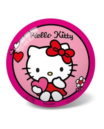Lopta Hello Kitty, Plastična lopta d23cm. Lopta je veličine 23 cm, prekrasnog je dizajna. Savršena je za sve uzraste,