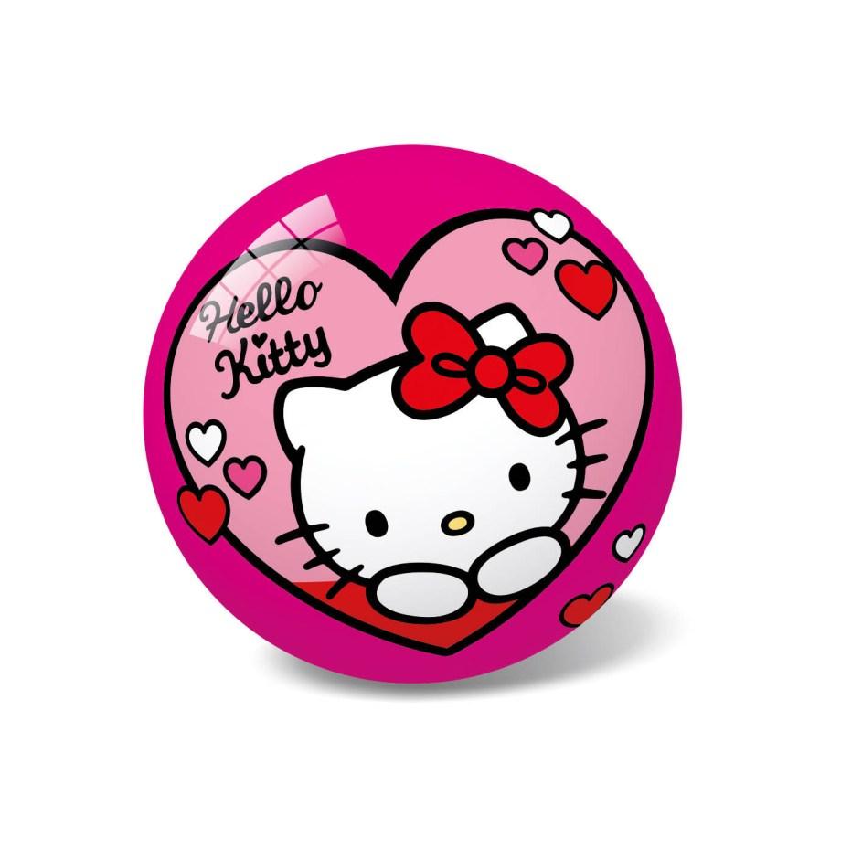 Lopta PVC Hello Kitty, Plastična lopta d23cm. Lopta je veličine 23 cm, prekrasnog je dizajna. Savršena je za sve uzraste,