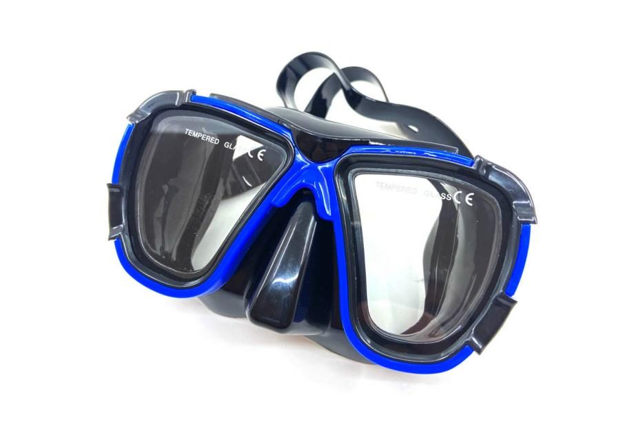 Maska za ronjenje PVC, Orca Senior. Kvalitena maska od pvc-a, temperirano staklo za ronjenje i promatranje morskog dna. Veličina maske je za odraslu osobu.