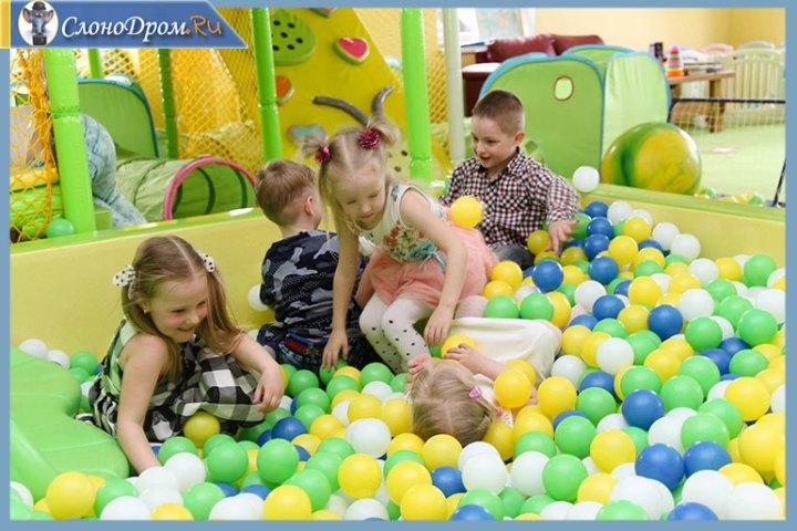 Детская игровая площадка - бизнес-идея