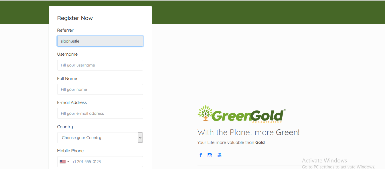 greengold investment