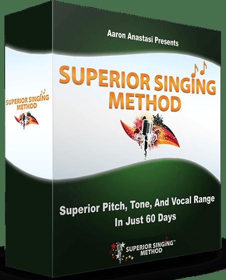 Aaron Anastasi Superior Singing Method Reviews