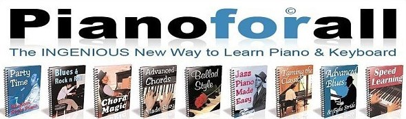 PianoForAll online piano lessons