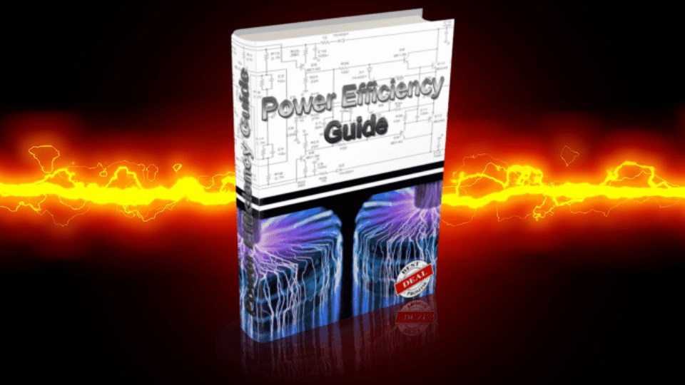 The Power Efficiency Guide by Mark Edwards