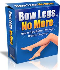 Sarah Brown Bow Legs No More Reviews