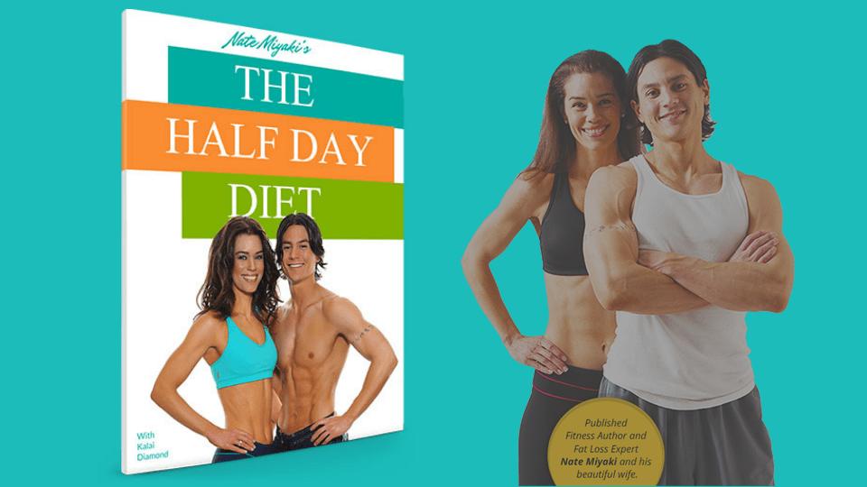 The Half Day Diet by Nate Miyaki