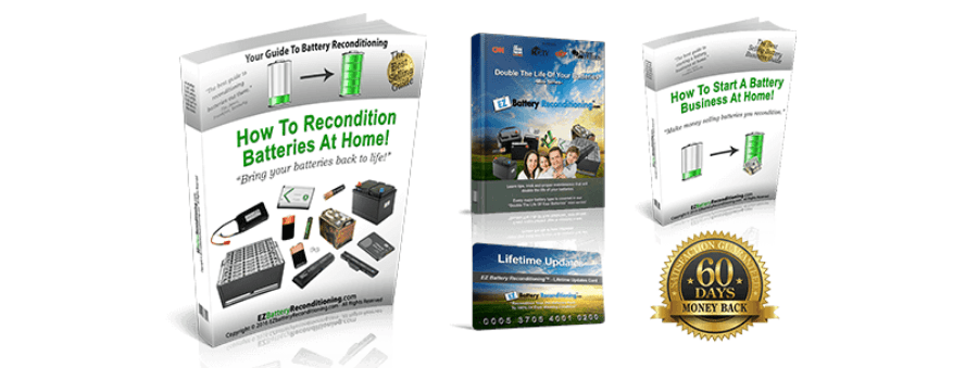 Download EZ Battery Reconditioning PDF Book