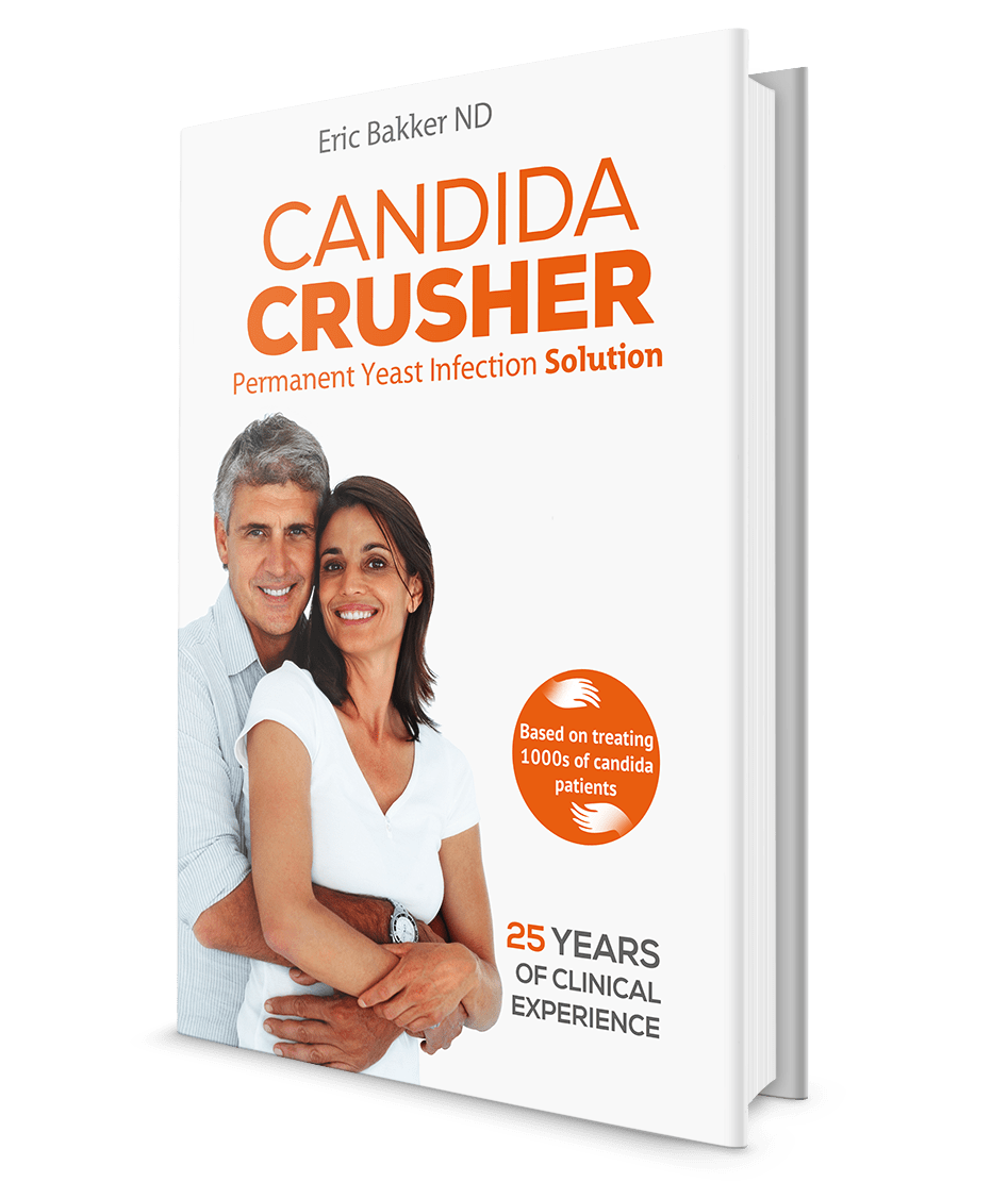 Eric Bakker Candida Crusher Reviews