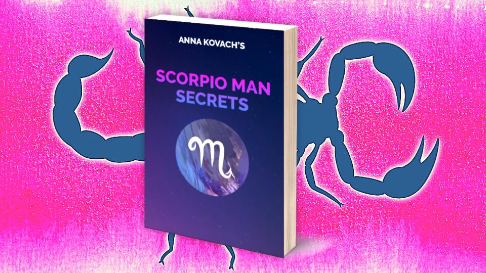 Scorpio Man Secrets by Anna Kovach