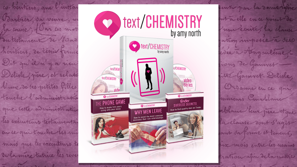 Text Chemistry by Amy North