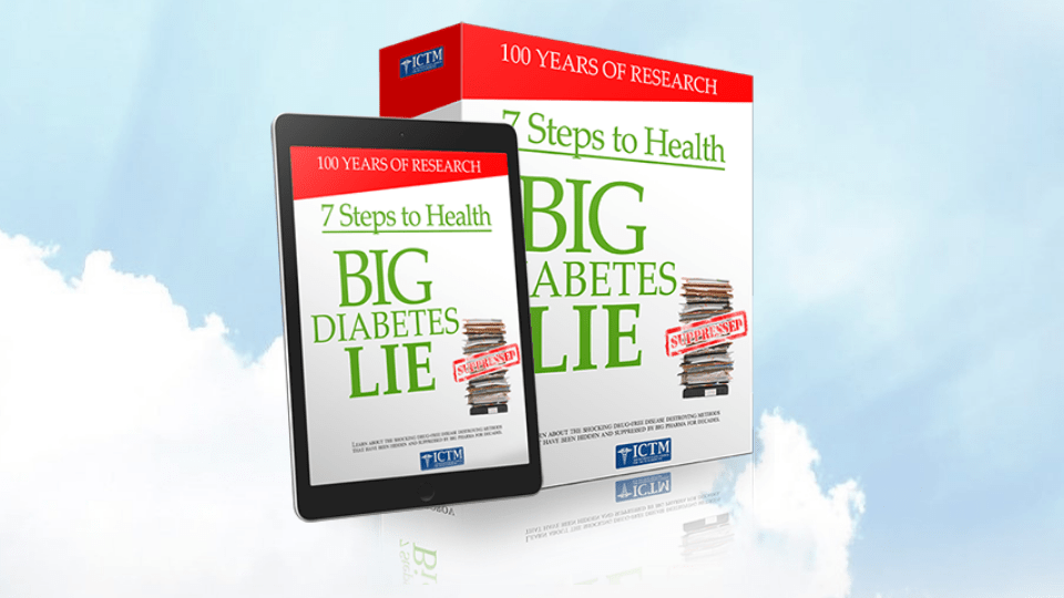7 Steps to Health and The Big Diabetes Lie by Max Sidorov