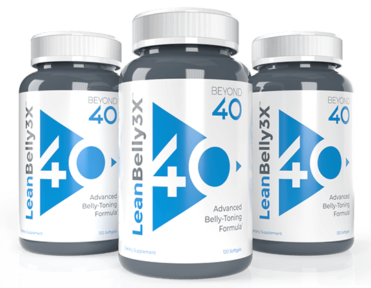 LeanBelly 3X Supplement
