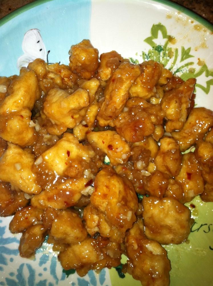 Chinese Honey Chicken (3/3)