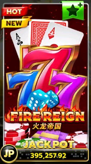 Slotxo-Fire reign-login