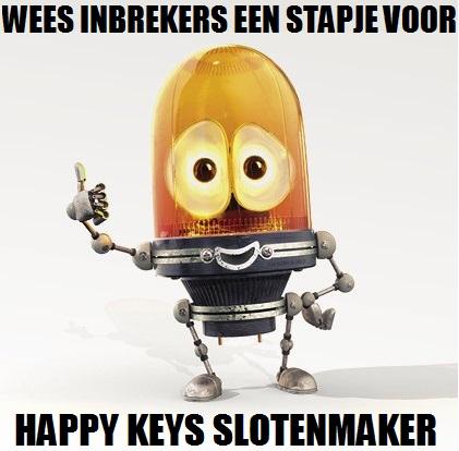 happy keys slotenmaker