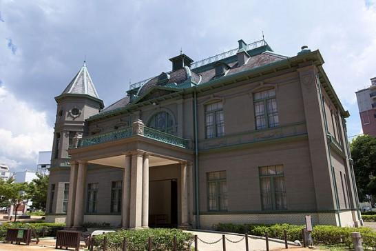福岡県公会堂貴賓館 - Wikipedia