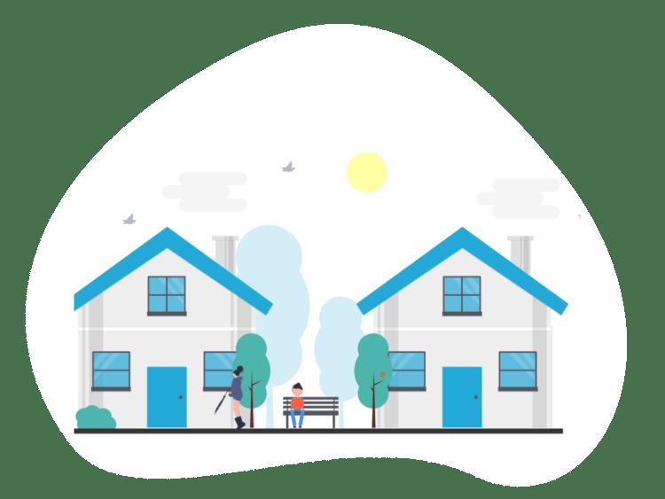 Buy a home below market value