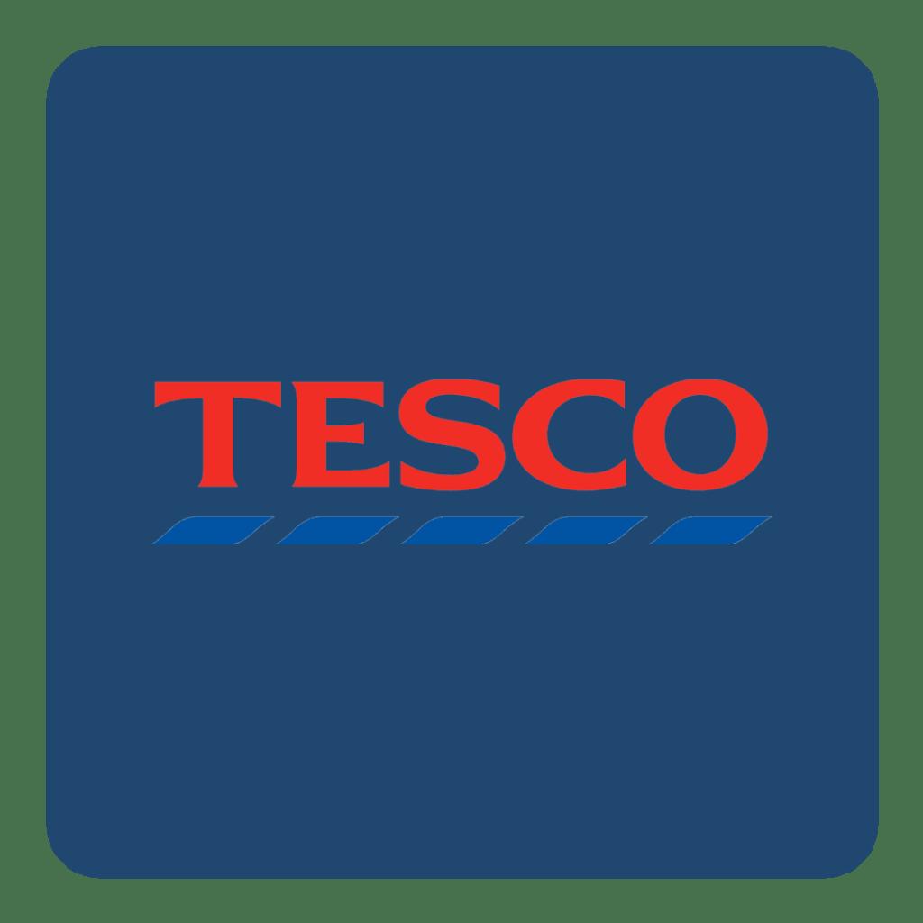 tesco change of address