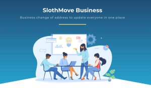 SlothMove Business Change of Address