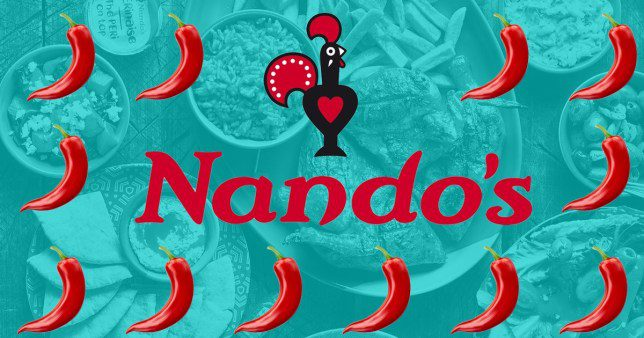 How To Complete Your Nando's Change of Address