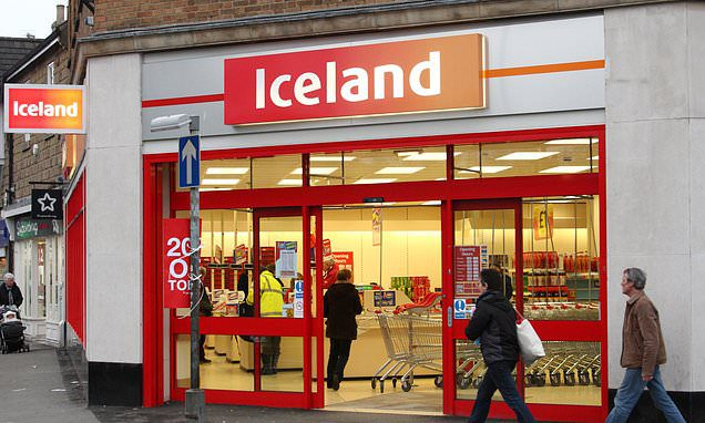 do I need to update my address with iceland?