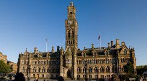 Bradford Council moving home