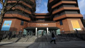 Ealing council moving home