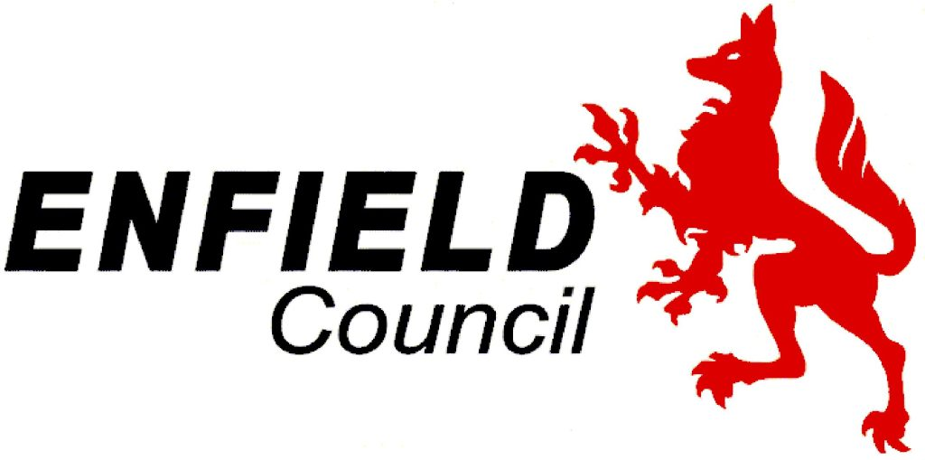 Enfield council change of address