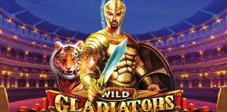 Wild Gladiators Pragmatic Logo