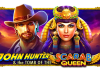 John Hunter And The Scarab Queen by Pragmatic Play Logo